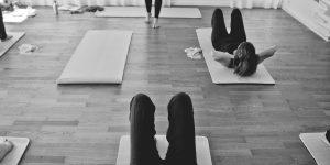 Juliette S Pilates - Ab prep