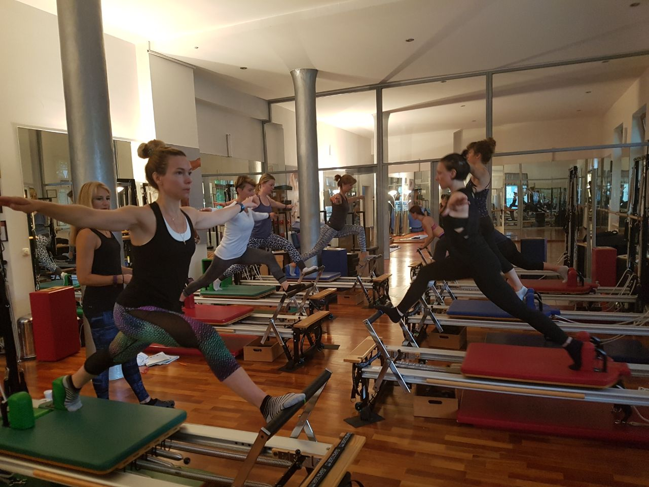 Introduction to Pilates Machines: the Reformer