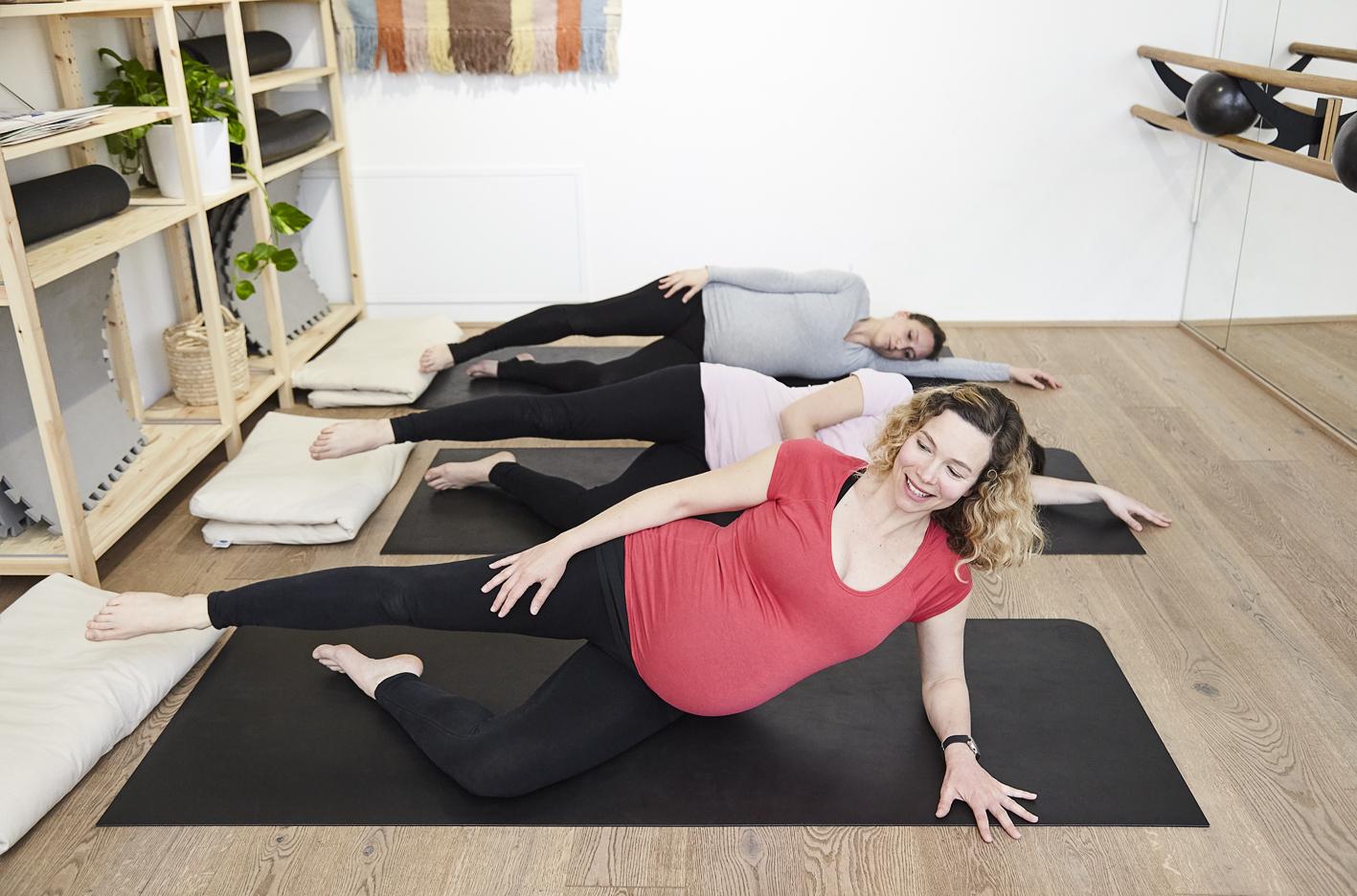 Juliette S Pilates - Prenatal Pilates
