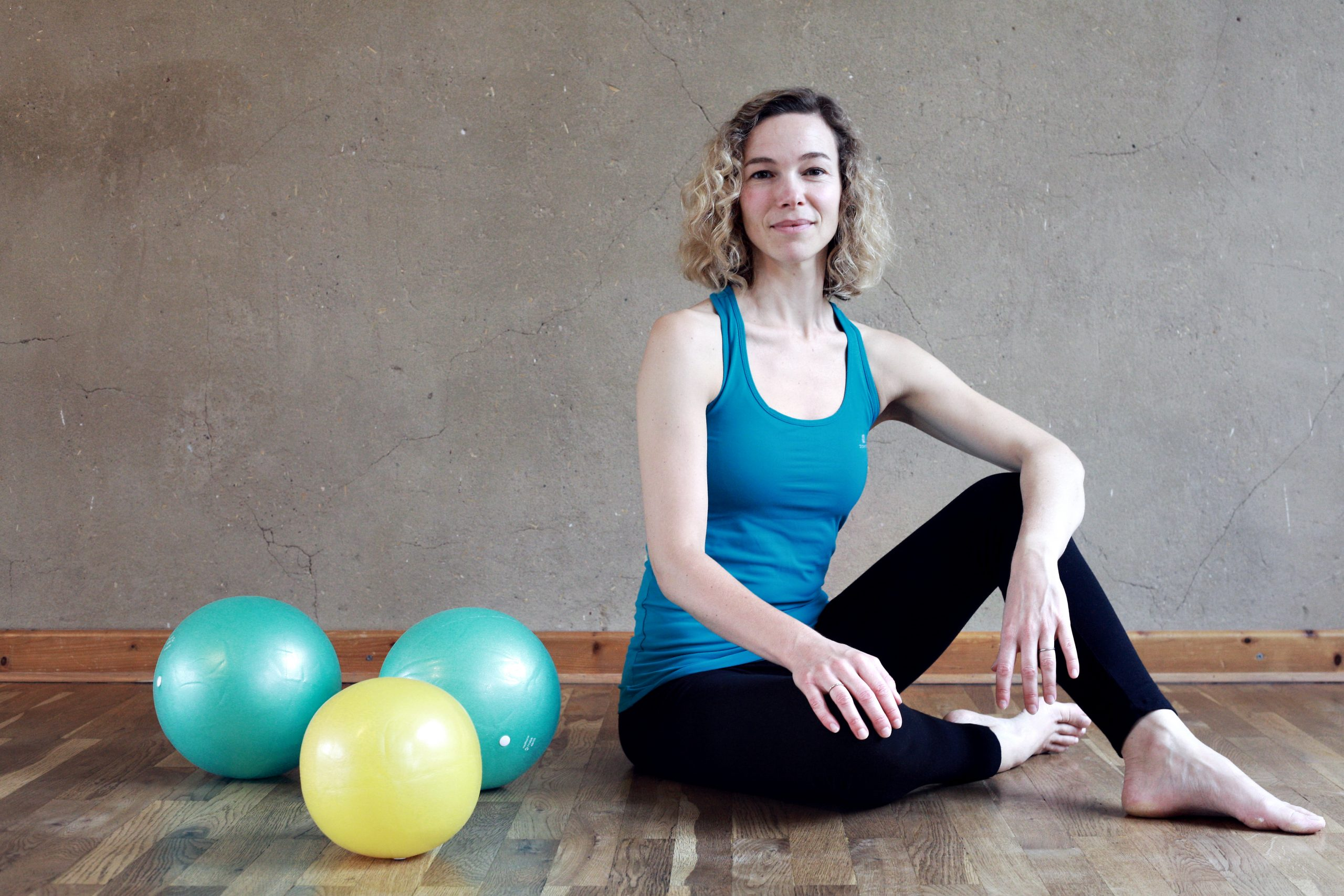 Juliette S Pilates portrait